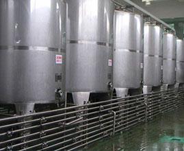 啤酒廠發酵罐