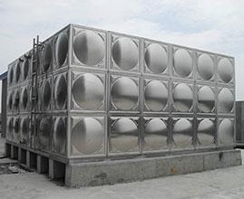 東南熱電水箱